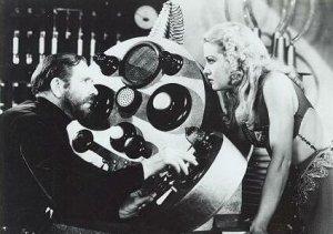 Eine Szene aus 'Flash Gordon' von 1936