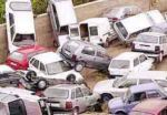 Chaos Parkplatz